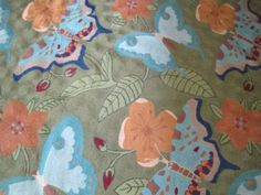Mouse over image to zoom Have one to sell? Sell it yourself Anthropologie Butterfly Rug