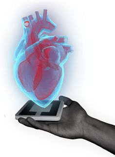 Augmented Reality Resources-Imaginality - Heart in Hand