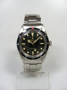 1954 - Rolex Turn O Graph - First Submariner ever - Ref 6202. Extremely Rare!!!