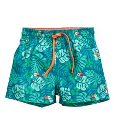 Product Detail | H&M ES H&m Baby, Baby Boys, Boxer Pants, Mens Swim Shorts, Baby Swimming, Sport Pants, Baby Month By Month, Boy Outfits, Kids Fashion