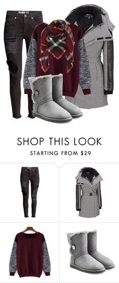"""Untitled #46"" by iamaddad on Polyvore featuring La Marque and UGG Australia"