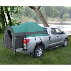Guide Gear Compact Truck Tent, With Rainfly