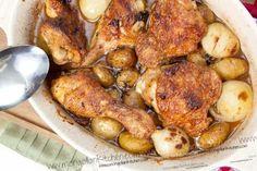 Roast chicken!
