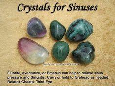 Crystal health