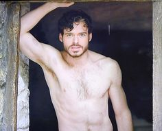 Stripping off: Women and gay men around the globe sung and rejoiced when Richard Madden got his chest out on BBC'sLady Chatterley's Lover