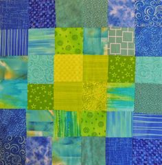 Piece, Love & Happiness!: Fusing Frenzy: Fusing the Grid with Sue Benner