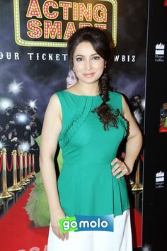 Tisca Chopra at the Success bash of Tisca Chopra's book 'Acting Smart' in Mumbai