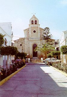 Arboleas church  photo: Almeria Turistica http://almeraturstica.blogspot.com.es/  #almería #spain