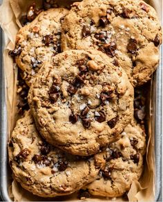 Chewy Almond Butter Chocolate Chip Pecan Cookies Chocolate Chip Pecan Cookie Recipe, Pecan Cookie Recipes, Pecan Cookies, Milk Cookies, Cookie Desserts, Almond Butter, Nut Butter, Baby Food Recipes, Baked Goods