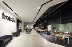 showroom furniture - Buscar con Google