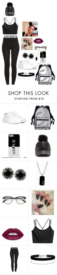 """Outfit#17"" by daviscarmen on Polyvore featuring NIKE, Betsey Johnson, David Yurman, Calvin Klein and Miss Selfridge"