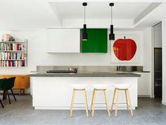 4 Unbelievable Tips Can Change Your Life: Minimalist Decor Colorful Floors minimalist home office beds.Minimalist Living Room Diy Inspiration minimalist home office beds.Minimalist Home Kitchen Minimalism. Bedroom Minimalist, Minimalist Home Decor, Minimalist Kitchen, Minimalist Interior, Minimalist Living, Modern Minimalist, Futuristisches Design, Smart Design, Home Design