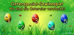 Mach mit bei der virtuellen Ostereiersuche! Es warten tolle Gewinne auf dich! http://violabellin.de/osterspecial-gewinnspiel/