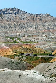 Badlands, National Park. South Dakota Going here was one of the highlights of my life