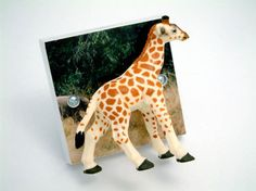 Baby Giraffe Safari Dimmer Light Switch - Handmade in the UK by Candy Queen