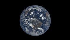 Earth Portrait