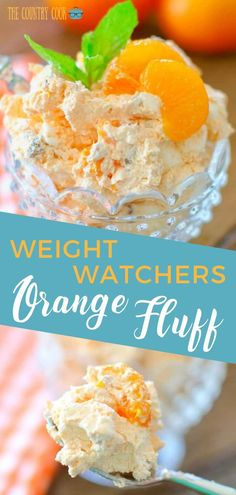 Could You Eat Pizza With Sort Two Diabetic Issues? Orange Fluff Also Called Orange Delight, Weight Watchers Dessert, Or The Orange Stuff. Made With Cool Whip, Mandarin Oranges, Jell-O And Marshmallows Weight Watchers Fluff Recipe, Weight Watchers Desserts, Healthy Spring Recipes, Healthy Dessert Recipes, Orange Recipes Healthy, Dessert Salads, Summer Recipes, Healthy Snacks, Fluff Desserts