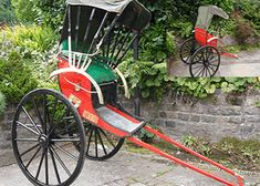 RICKSHAW   Dimensions Info » Rickshaw Sizes
