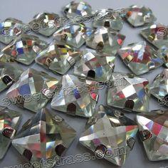 Shop online sew on rhinestones at very good price