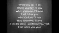 I will follow (C.Tomlin)