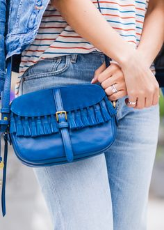Bright Handbags for Spring | Charmed by Camille