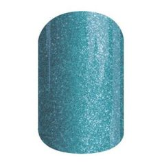 Fountain Of Youth | Jamberry | Shades of blue can be stared at for hours in this sparkle wrap.