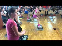Power Step - 24FIT - Conventie Bucuresti ABC Fitness - YouTube
