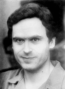Ted Bundy: law student who raped and murdered more than 35 women in six states; escaped from prison twice before being executed in Florida State Prison on January 24, 1989.