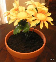 Dirt Cake Flower Pot Stella's 1st birthday on pinterest first ...