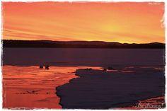 Päikesetõus Lapimaal