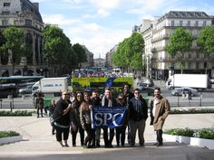 #France Study Abroad Students - Summer 2014 #spcollege