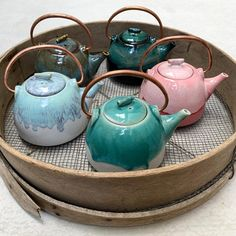 Teapot                           – Pottery For The Planet