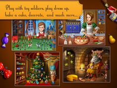 FREE app March 15th (reg 3.99) The Nutcracker and The Mystery of The Disappearing Cheese- Let your kids take a trip to a land of wonder and make-believe! The Nutcracker is so much more than a collection of educational games