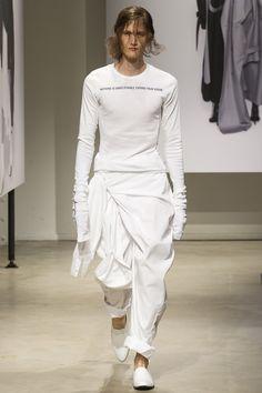 Juun.J Spring 2018 Menswear Collection Photos - Vogue