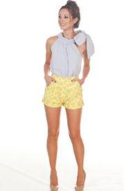 I want those shorts!