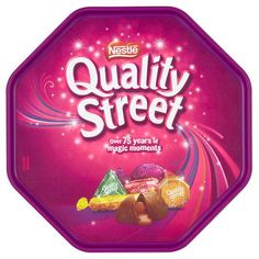 OFFER ENDS TONIGHT Quality Street Tub 780g x 3 for £10 using code GRMKAT at Tesco