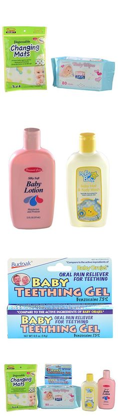 ultimate baby care bundle baby lotion baby hair body wash disposable changing mat
