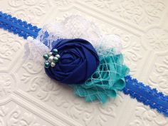 Hey, I found this really awesome Etsy listing at https://www.etsy.com/listing/190620468/the-seascape-headband-or-hair-clip