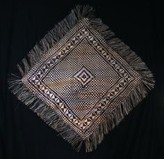 Te Puna Maori Patterns, Flax Weaving, Wall Decor, Wall Art, Woven Wall Hanging, Weaving Patterns, Textiles, Wall Hangings, Color