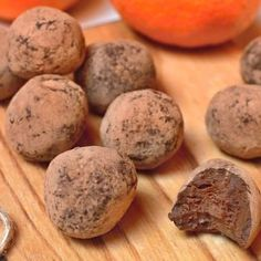 Čokoládové truffles s Lučinou Low Carb Recipes, Healthy Recipes, Low Carb Diet, Truffles, Paleo, Food And Drink, Sweets, Baking, Vegetables