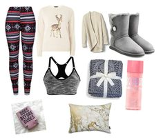 """""""Lazy day"""" by tphillips356 on Polyvore featuring WithChic, Dorothy Perkins, UGG and Gap"""