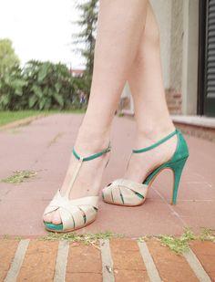 Gretaflora Tita shoes