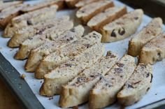 My Grandma Annie made the world's best mandel bread, and she didn't travel anywhere without it. Every time she came to visit us, she'd walk off the plane with a big smile, cookie tins in hand. Her mandel bread never lasted long so we'd always bake more with her, tripling the recipe so we'd have enough to share with …
