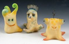 globlins with tentacles... I love Cristie's work
