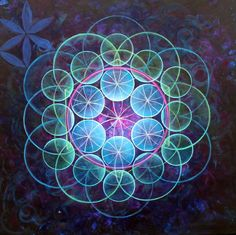 Activation Portal - Sacred Geometry