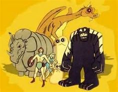 Image detail for - The Herculoids