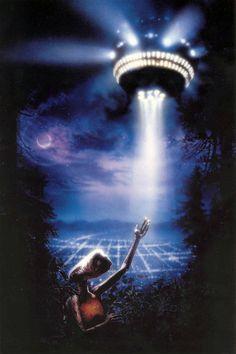 Drew Struzan - E.T. the Extra-Terrestrial, 1982.