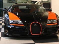 Bugatti Veyron Grand Sport Vitesse World Record Edition (Foto: Divulgação)