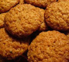 Flour-less Protein Cookies