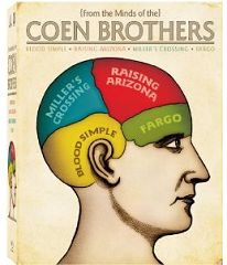 Coen Brothers Blu-Ray Collection Only $19.49! (Fargo, Raising Arizona And More!)